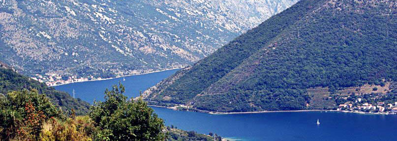 View of Boka-Kotor Bay