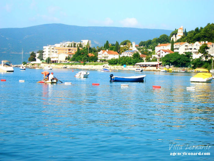 Beaches in Herceg-Novi