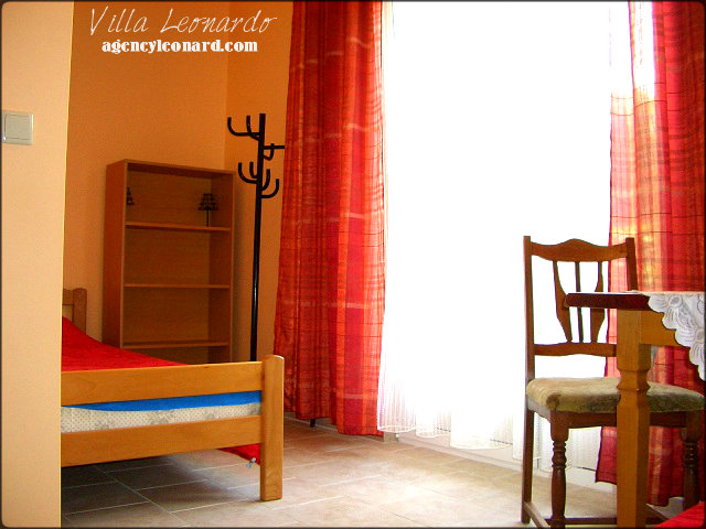 One Bedroom suite (2-3 persons)