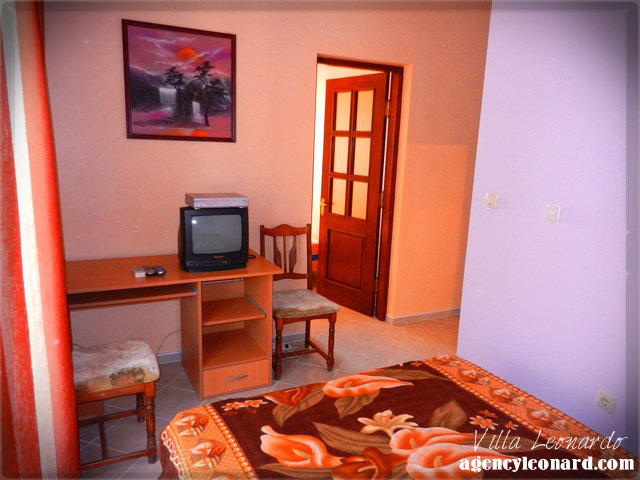 №1 - Two Bedroom suite (3-4 persons)