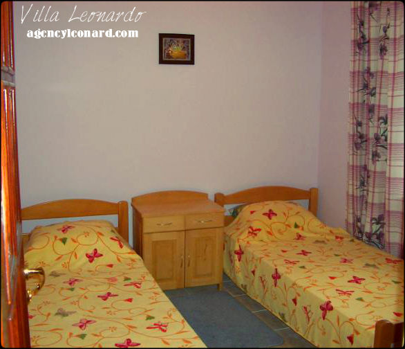 №2 - Two Bedroom suite (3-4 persons)